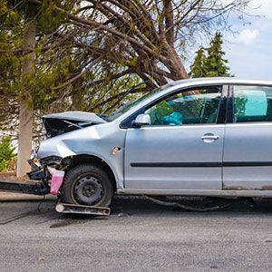 What to do if you're involved in a car wreck